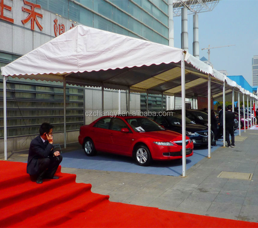 Canopy gazebo car show tent car garage tents for sale for 6 car garage for sale