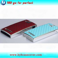 2014 high class mobile phone case for sony xperia u st25i
