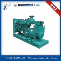 20Kw/30kva/15kva Small Silent Water Cooled Diesel Generator price
