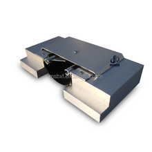 glide ceiling metal expansion joint cover systems in building materials