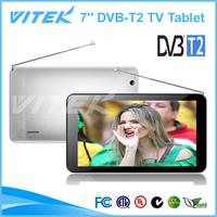 7'' Digital T2 TV Pad gps tablet tv digital mid