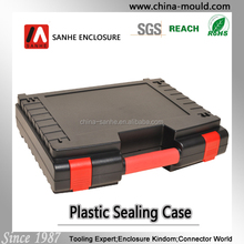 45-28 small plastic equipment carrying case 390x314x102 mm