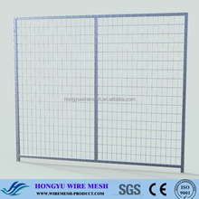 Factory Direct Sale dog kennel welded wire mesh / Dog Kennel Welded Mesh Wire Roof Panel