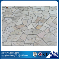 natural garden decorative pavers stone patio slate slabs for sale