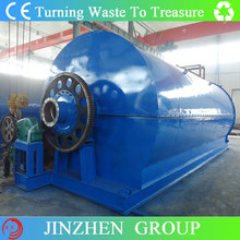 Competitive price energy saving tire to oil pyrolysis equipment