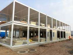 modul container houses