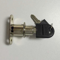 high quality master key system and removable cylinder zinc alloy push lock/push lock for cabinet