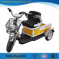 imported original electric tricycle cargo bike