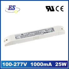 25W 2080mA AC-DC Constant Current LED Drive with 1-10V Dimming