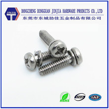 OEM manufacturer stainless steel combined furniture connecting screws