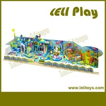 LL-I04 High Quality Commercial Soft Padded Kids Toy Indoor Playground