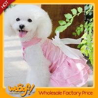 Hot selling pet dog products high quality dog tube dresses