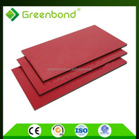 Greenbond aluminium facade panel with attractive price for kitchen cabinets