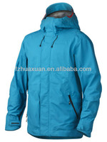 SO EXCITING! this is a fascinating snug blue ski jacket for men