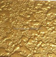 China stone texture powder paint for exterior natural wall decorating metalic wall coating