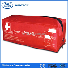 OP wholesale FDA ISO CE approved promotional auto vehicle car road emergency kit
