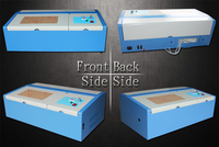ox horns stamp laser engraving machine from China Manufacturer