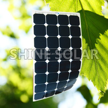 sunpower solar cell f 12v folding portable solar panels 100w