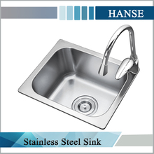 K-3832 drop in sink/ frank kitchen sink/ stainless steel sink manufacturer