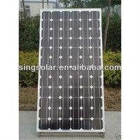 home use off-grid solar system 290w Multi-crystalline solar module