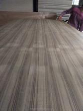 Fancy Plywood decorative Natural ash /oak/walnut/teak veneer Sheet to Vietnam / Thailand market Linyi plywood cheaper price