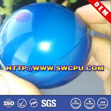 Best quality black rubber balls used as pet toy