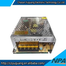 CE ROHS approved 50W LED driver 5V 10A ac dc power supply