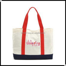 100% heavy duty cotton canvas tote bag for promotion (91050)