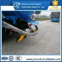 China high loader 6000l sewage truck sale
