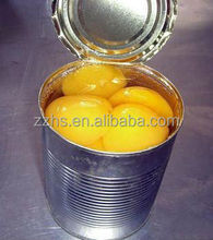 Passion Fruits Canned Peaches Brands Factory Wholesale Health Food