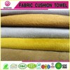 Waterproof micro suede fabric for sofa/backed suede fabric