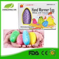 2015 most hot portable hand warmer 8 hours self-heating warmer pad warm hand for sale original factory ZB health care