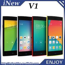 iNew V1 big screen dual sim mobile phones 5.0inch MTK6582 Quad Core 8GB ROM 1GB RAM Dual Camera