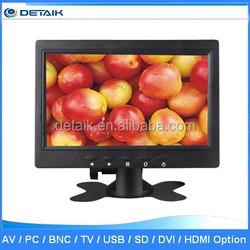DTK-0708C Small Size VGA Input Cheap 7 Inch Mini LED Monitor