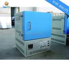 Laboratory nitrogen atmosphere muffle furnace for ceramic sintering