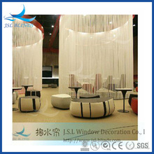 2015 Top sale decorative curtain, ikea string curtain