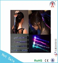 led flash hair band