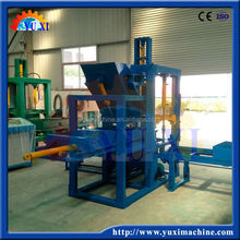 Much cheapest than other supplier Germany skil fly ash PLC automatic color cement floor tile cement hollow brick making machine