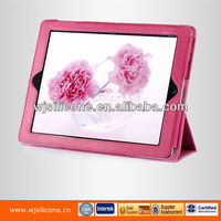 Elegant design smart tablet protectice cover best case for ipad 4
