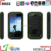 hot new products for 2015 S922 rugged waterproof cell phone