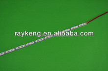 6mm Width SMD2835 LED rigid light strip with top quality aluminum PCB