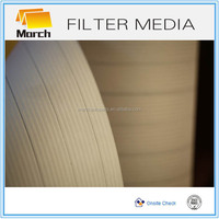 100-160G ALIBABA AUTOMOTIVE FILTER PAPER FOR BUS/TRUCK/CAR AIR FILTER WOOD PULP FILTER PAPER