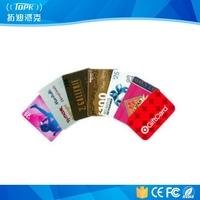 sale by bulk nfc membership pvc barcode gift card