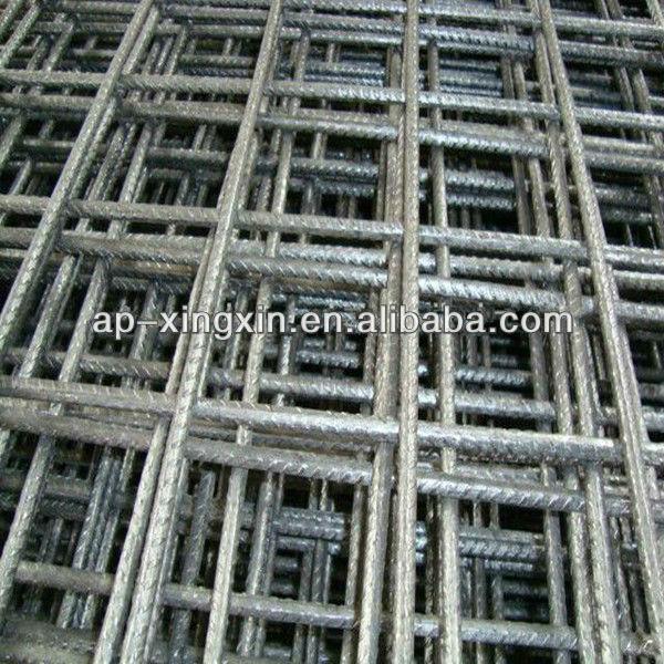 Galvanis 2x2 5x5 treillis m tallique soud pour panneau - Panneau treillis soude pour dalle de beton ...