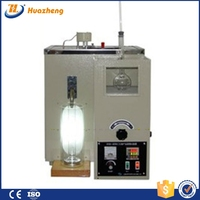 HZLC-1208 Petroleum Product Distillation Characteristics Tester For Gasoline