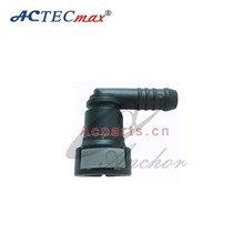 9.89-ID9.5(90)Rubber hose Fuel Quick Connector