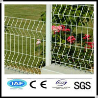 alibaba express CE&ISO certificated decorative fence ideas garden(pro manufacturer)
