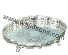 Decorative Metal Tray