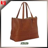 China wholesale contracted fashion ladies handbags lady bag