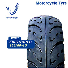 New Tubeless Tire 130/60-13 for Moped Scooter Motorcycle